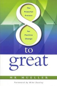 8 To Great book cover