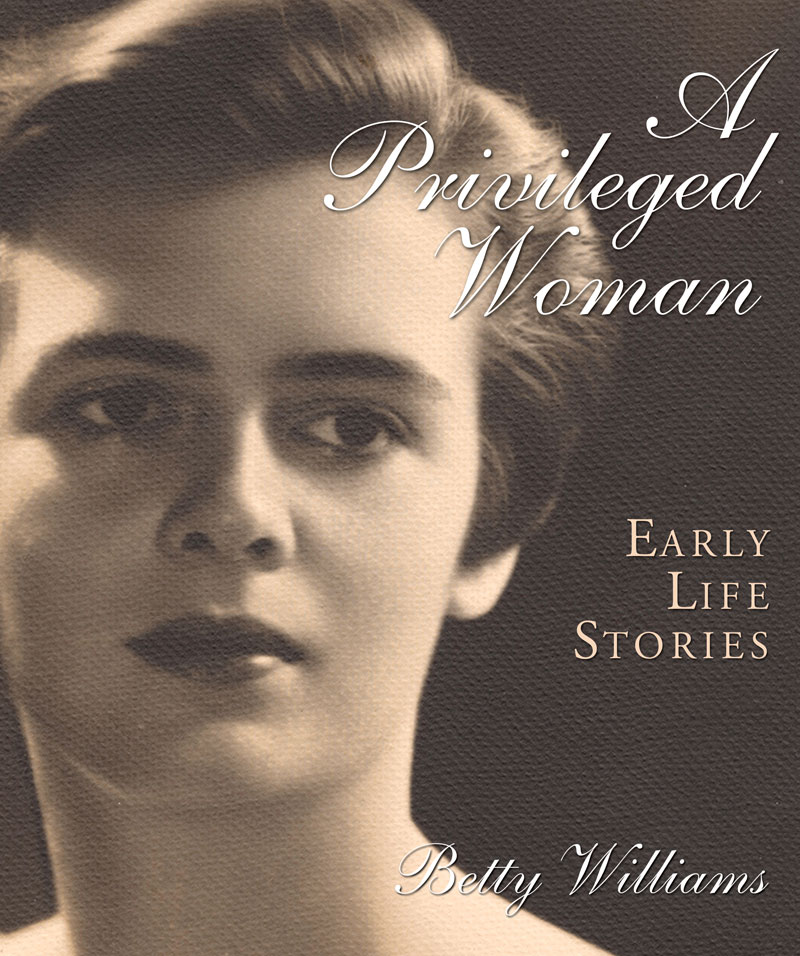 a Privileged Woman book cover