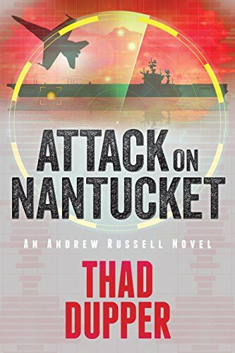 Attack On Nantucket book cover