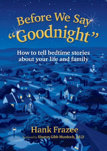 Before We Say Goodnight book cover