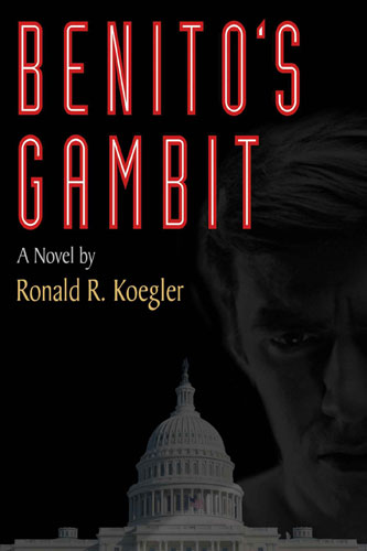Benitos Gambit book cover