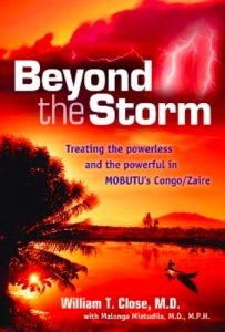 Beyond The Storm book cover