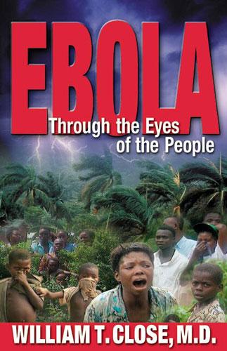 Ebola book cover
