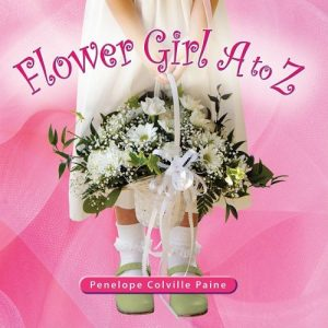 Flower Girl A To Z book cover