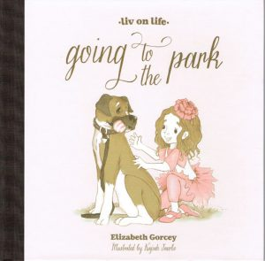 Going to the Park book cover