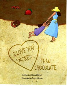 I Love You More Than Chocolate book cover