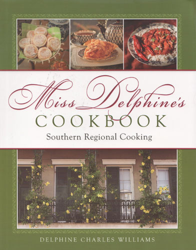 Miss Delphine's Cookbook