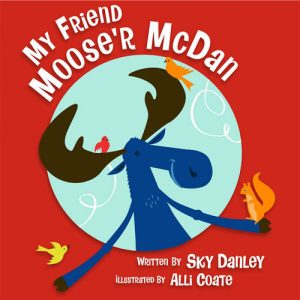 Mooser McDan book cover