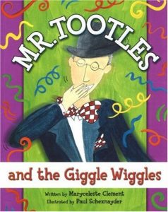 Mr Tootles book cover
