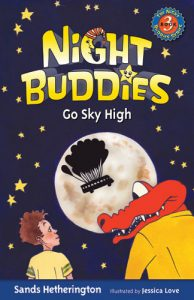 Night Buddies Sky High book cover