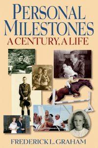 Personal Milestones book cover