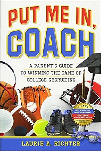 Put Me In Coach book cover