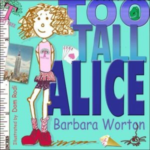 Too Tall Alice book cover