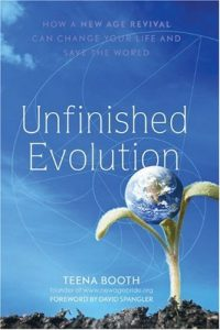 Unfinished Evolution book cover