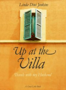 Up At The Villa book cover