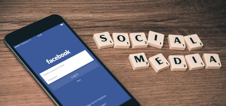 social media scene