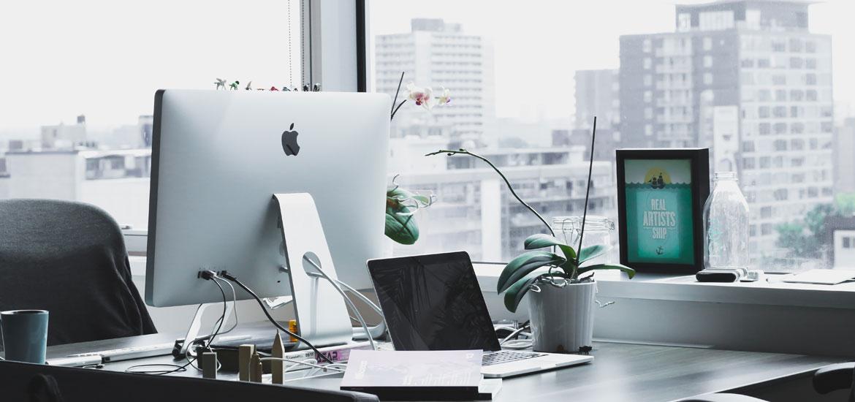 Office scene